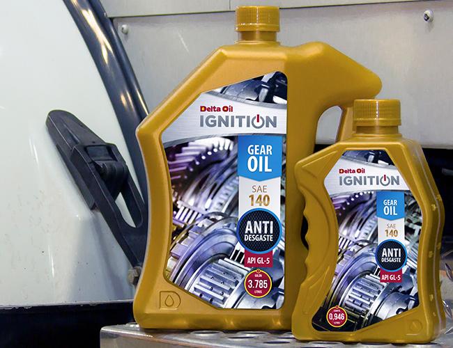 Delta Oil - Ignition SAE 140 API GL-5