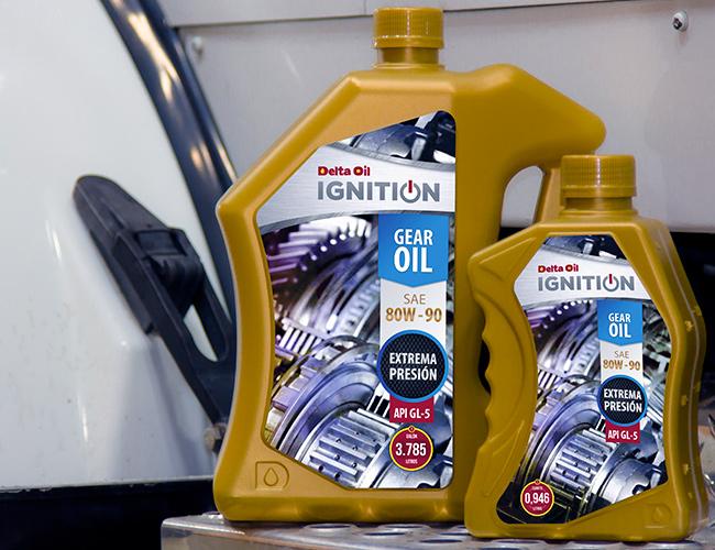 Delta Oil - Ignition SAE 80W-90 API GL-5