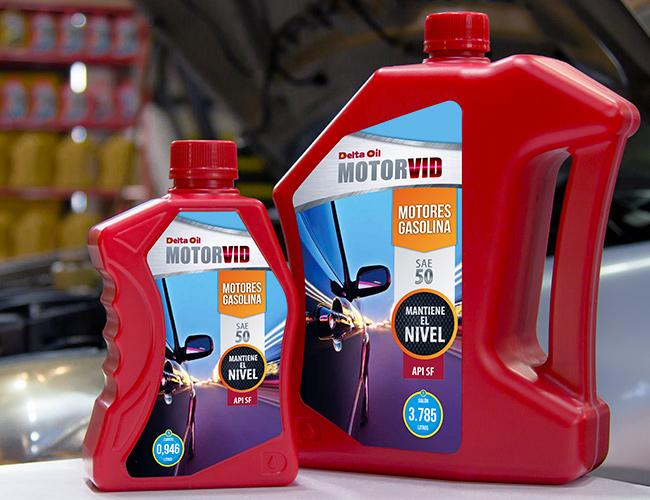 Delta Oil - Motorvid SAE 25 API SF