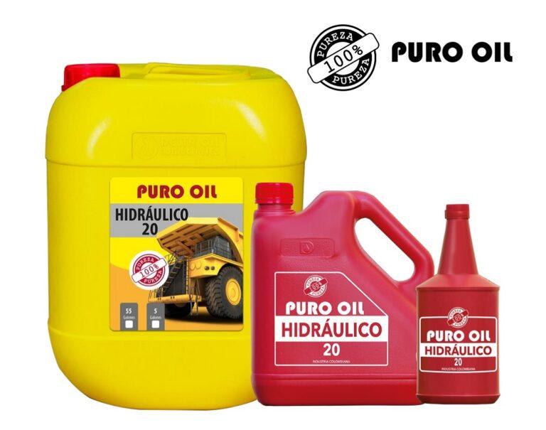 Puro Oil Sae H 20