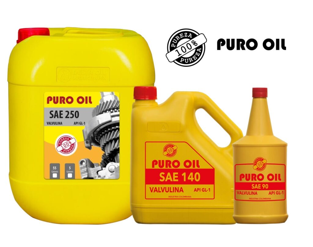 Puro Oil Valvulinas