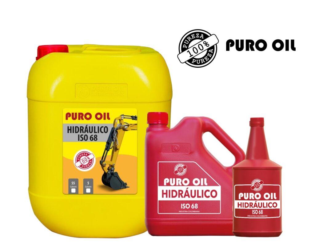 Puro Oil Sae H 68